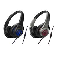 Picture of Audio Technica ATH-AX5iSBK