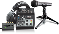 Picture of BEHRINGER PODCAST STUDIO USB
