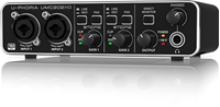 Picture of BEHRINGER UMC202HD