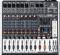 Picture of Behringer Xenyx X1222USB