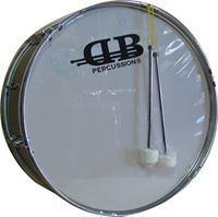 """Picture of DB Percussion 261012 26"""""""