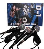 Picture of Hybrid D1 Microphone Set 3pce