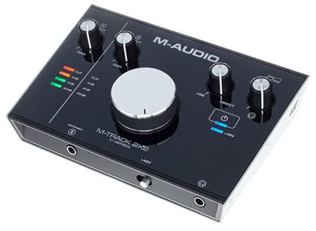 Picture of M AUDIO M-TRACK 2x2