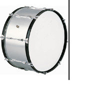 Picture of BASS DRUM 26""
