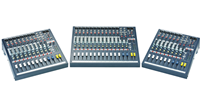 Picture of SOUNDCRAFT  EPM 12 LOW-COST HIGH-PERFORMANCE MIXER
