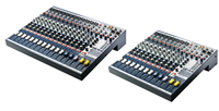 Picture of SOUNDCRAFT EFX DESK MIXER