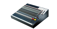 Picture of SOUNDCRAFT FX16II DESK MIXER