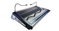 Picture of SOUNDCRAFT GB2  32CH DESK MIXER