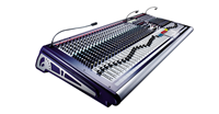 Picture of SOUNDCRAFT GB4 DESK MIXER