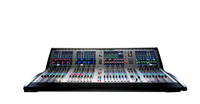 Picture of SOUNDCRAFT VI4 COMPACT FOOTPRINT DIGITAL CONSOLE.