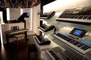 Picture for category PIANOS & KEYBOARDS