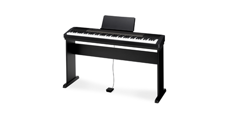 Picture of CASIO CDP 130  88-Key Digital Stage Piano W/Free Stand