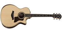 Picture of TAYLOR TG-814CE DLX 6-String Acoustic-Electric Guitar With Spruce Top