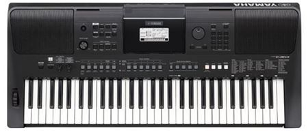 Picture of YAMAHA PSR-E463