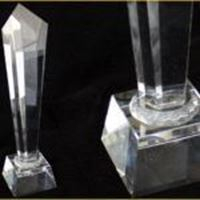 Picture of Glass Oscar Trophy 3 Large  JL060A