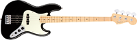 Picture of Fender Player Jazz Bass MN BLK