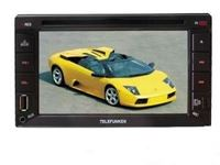 Picture of Telefunken TICE-663BTGPS Double Din DVD with GPS