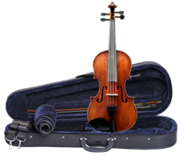 Picture of Zeff Violin Full Size 4/4 Intermediate