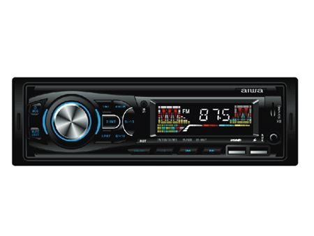 Picture of Aiwa ACM 252 Car Radio