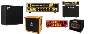 Picture for category GUITAR AMPLIFICATION