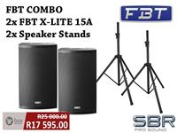 Picture of FBT X-Lite 15A