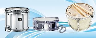 Picture for category Marching Snare Drums