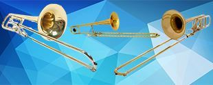 Picture for category TROMBONES