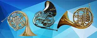 Picture for category FRENCH HORNS