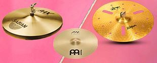 Picture for category LOOSE CYMBALS