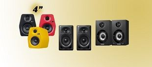 "Picture for category 4"" STUDIO MONITORS"