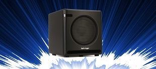 Picture for category STUDIO SUBWOOFERS