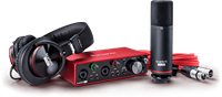 Picture of Focusrite Scarlett 2i2 Studio Gen 3