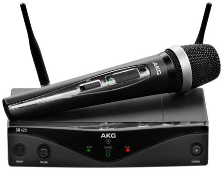 Picture of AKG WMS420