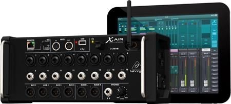 Picture of BEHRINGER X AIR XR16