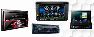 Picture for category CAR RADIOS