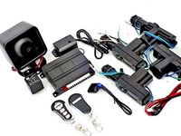 Picture of Alarm System With Central Locking kit