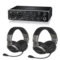 Picture of Behringer Podcast Bundle Four