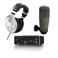 Picture of Behringer Podcast Bundle One