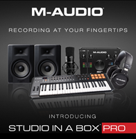 Picture of M Audio Studio In A Box Pro