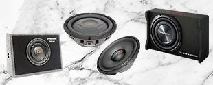 Picture for category SLIM SUBWOOFERS