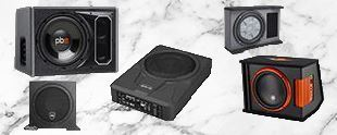 Picture for category ACTIVE SUBWOOFERS