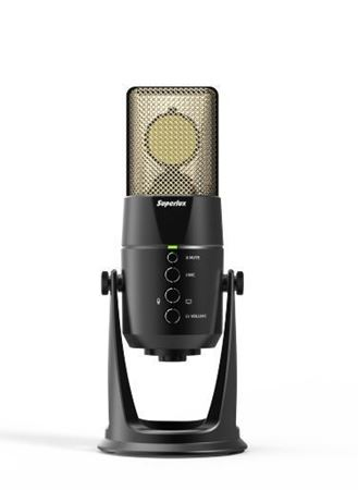Picture of Superlux L401U Large Diaphragm Microphone With USB