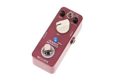 Picture of Mooer Tender Octaver MKII
