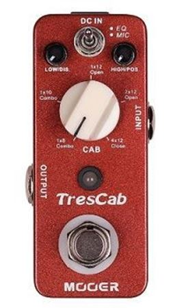 Picture of Mooer TresCab