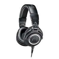 Picture of Audio Technica ATH-M50X