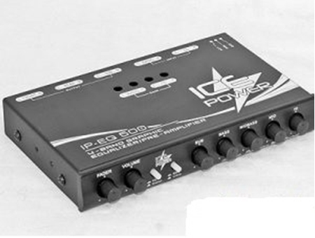 Picture of Ice Power EQ-500