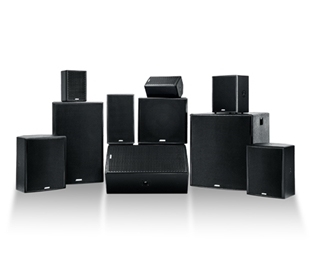 Picture for category Powered Speakers