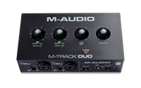 Picture of M-Audio M-Track Duo