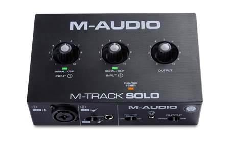 Picture of M-Audio M-Track Solo