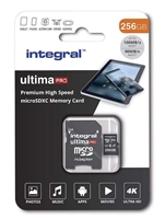Picture of Integral High Speed SD Card 256gb